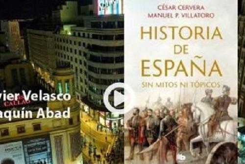 Historia de España de Cervera y Villatoro