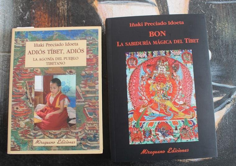 Libros de Iñaki Preciado