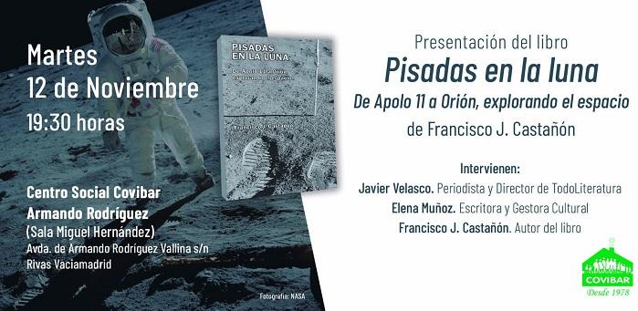 Presentación del libro 'Pisadas en la Luna'