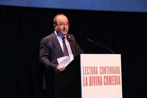 El Círculo de Bellas Artes conmemora el 7º Centenario de la muerte de Dante con la lectura de 'La Divina Comedia'