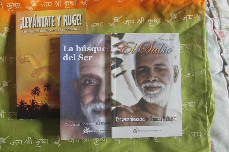 Libros de Sri Ramana Maharshi