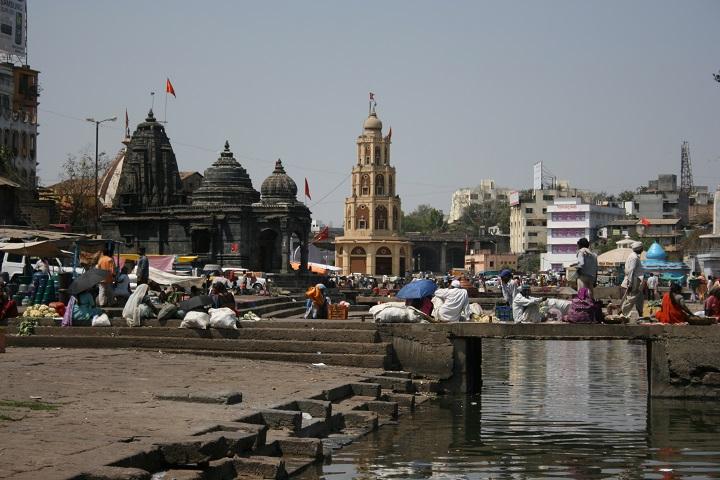 Nasik, cerca de Bombay