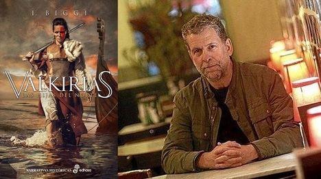 """""""Valkirias"""", de I. Biggi, gana el IV Premio """"Los Cerros de Úbeda"""" como mejor novela histórica de 2018"""