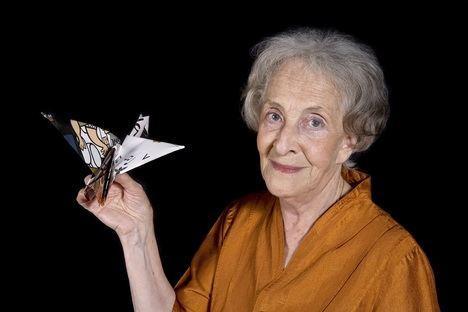 La poeta uruguaya Ida Vitale Premio Cervantes 2018