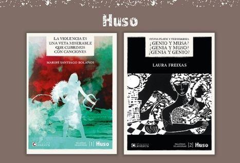 Huso Editorial presenta su nueva colección Palabras hilanderas