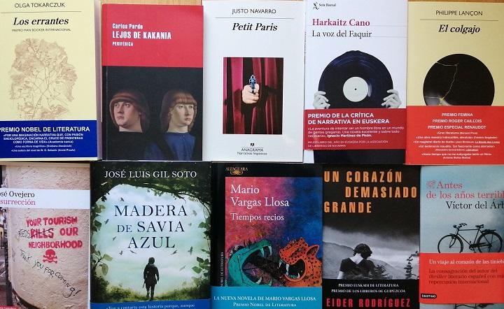 Los libros imprescindibles del 2019