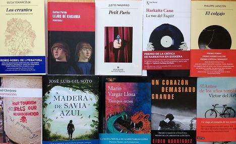 Los 13 libros que no has debido perderte en el 2019