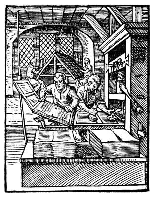Impresores perseguidos