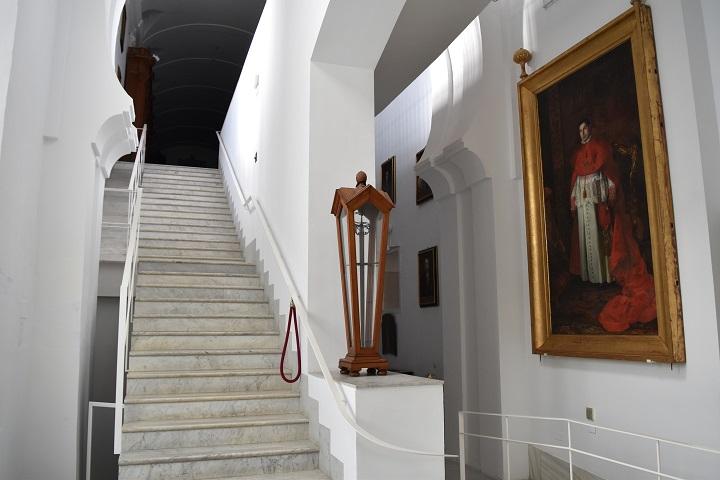 Interior de la Biblioteca Colombina