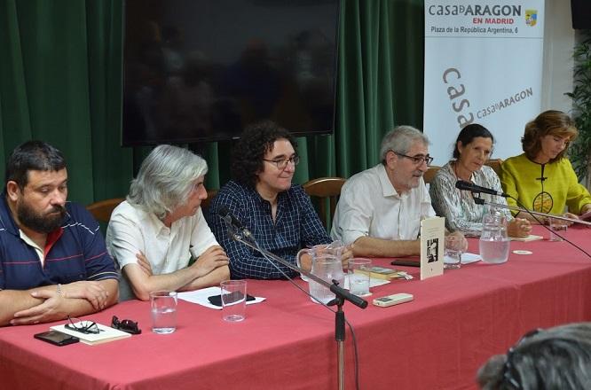 Presentación del libro 'Francisco Umbral y la desquiciada eufonía'
