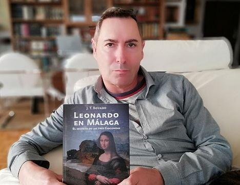 """Entrevista a J. T. Boyano: """"Leonardo tuvo una inagotable curiosidad que abarca todos los ámbitos del saber"""""""
