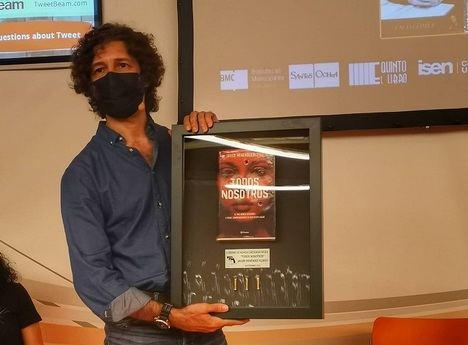 Javier Menéndez Flores y Javier Marín ganan los premios Cartagena Negra