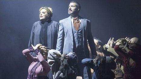 Jekyll & Hyde El Musical en LOS TEATROS DEL CANAL