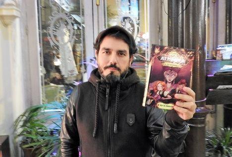 """Jesús Cañadas: """"Hay que volver a convencer al lector de que leer es guay"""""""