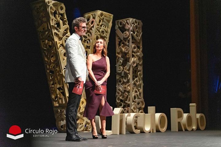 Jesús Olmedo y Raquel Martínez
