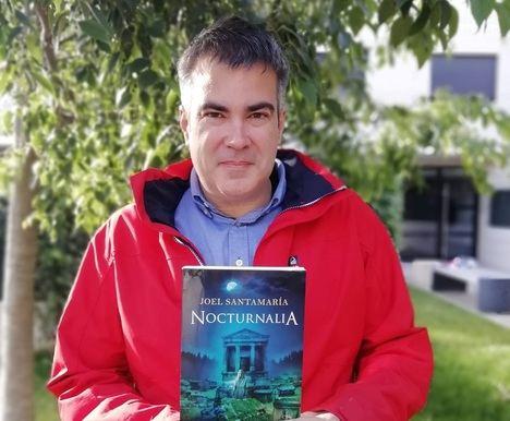"""Entrevista a Joel Santamaría: """"La mayoría de los personajes de las novelas históricas dan la impresión de ser personas actuales disfrazadas con túnicas"""""""