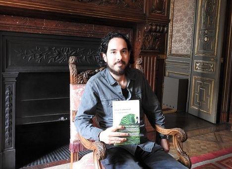 """Entrevista a Jorge Comensal: """"El trasfondo del pasado está presente en todos nuestros actos"""""""