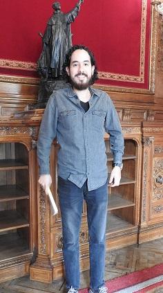 Jorge Comensal