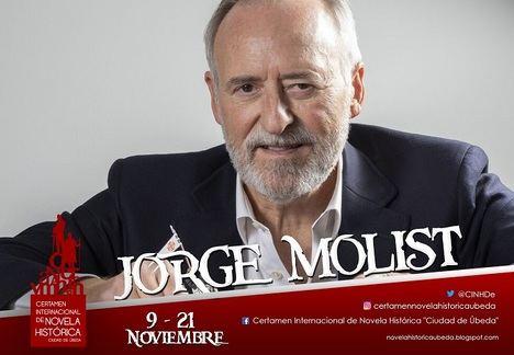 Jorge Molist desembarca en el Certamen de Úbeda con