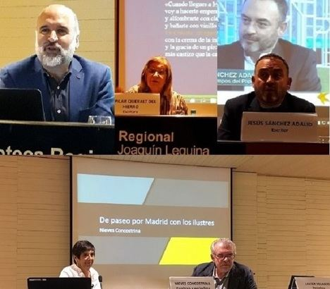 Jornadas madrileñas de Novela Histórica 2019