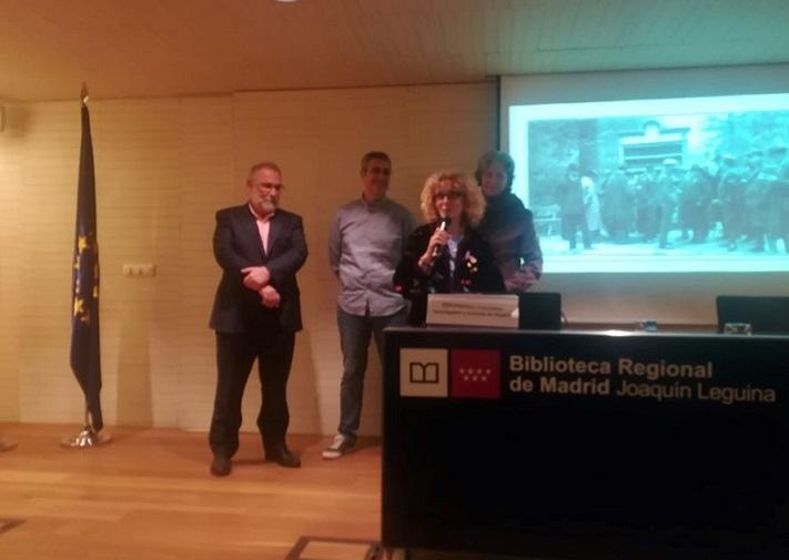 IV Jornadas madrileñas de Novela Histórica