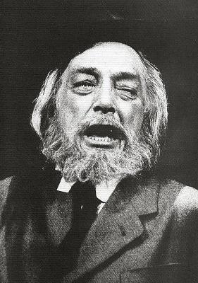 José María Rodero en el papel de Max Estrella