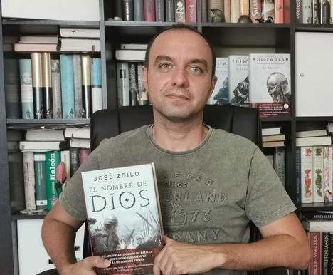 """Entrevista a José Zoilo: """"La batalla de Guadalete supuso un cambio de paradigma cultural en la península ibérica"""""""