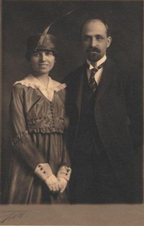 Zenobia Campubrí y Juan Ramón Jiménez