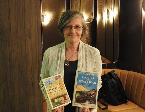"""Entrevista a Julia Boyd: """"Es sorprendente que nos siga fascinando lo que ocurrió durante el nazismo en Alemania"""""""