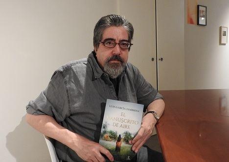 """Entrevista a Luis García Jambrina: """"Algunos conquistadores fueron a América hacer fortuna y lo querían hacer sin dar un palo al agua"""""""