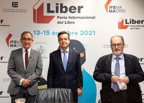 Liber 2021 vuelve a la presencialidad para mostrar la vitalidad del libro en español