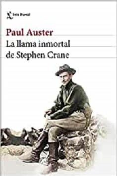 Paul Auster dedica su nuevo libro al escritor Stephen Crane