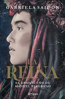 """La reina"", de Gabriela Saidon"
