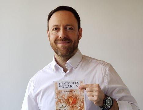 """Juan Laborda Barceló: """"El tiempo es un motor universal, un pliegue cuántico que nos fascina"""""""