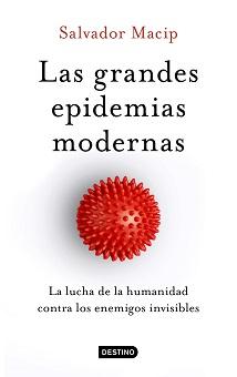 El doctor e investigador Salvador Macip publica