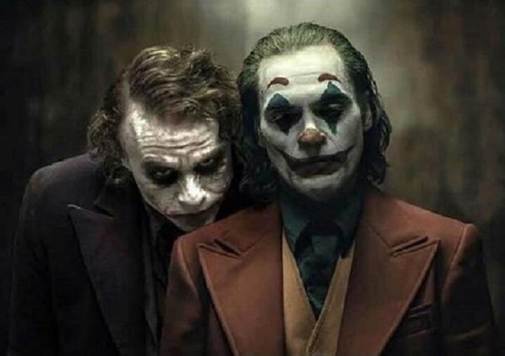 Las máscaras del Joker