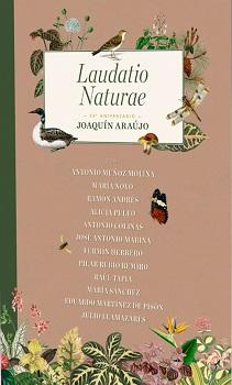 Joaquín Araujo, medio siglo divulgado la pasión por la naturaleza