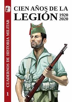 Este año se cumplen los Cien años de la Legión Española