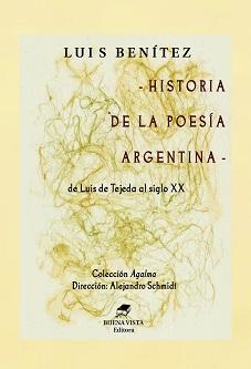 Historia de la poesía argentina
