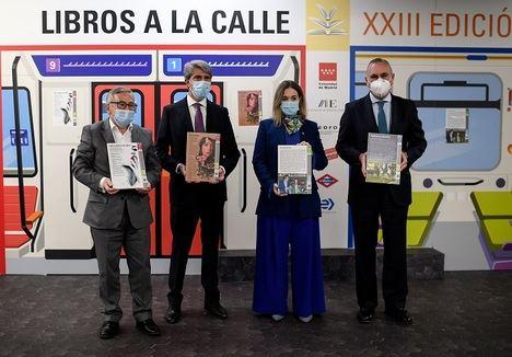 """""""Libros a la Calle"""" presenta su edición 2020"""