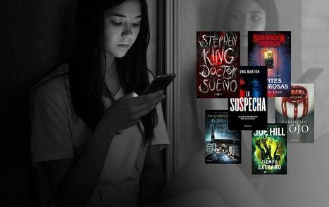 Libros de terror que dan más miedo que las películas