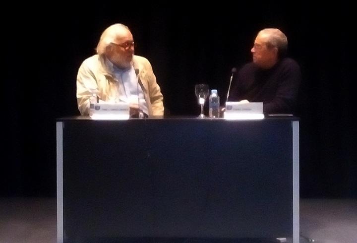 José Luis López Linares y Chema Conesa
