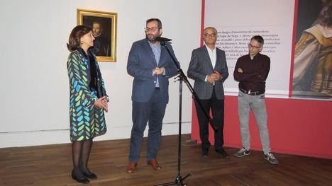 """Abierta la exposición: """"Lope y el Teatro del Siglo de Oro"""" en la Biblioteca Nacional de España"""