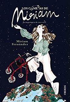 La actriz, cantante y conferenciante Miriam Fernández cuenta su historia más personal e inspiradora en el libro