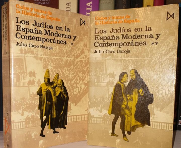 Los judíos en la España Moderna y Contemporánea