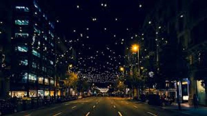 Luces en la ciudad