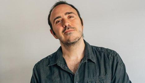"""Luis Manuel López Román y su novela """"Oscura Roma"""" en el Certamen de Novela Histórica de Úbeda"""