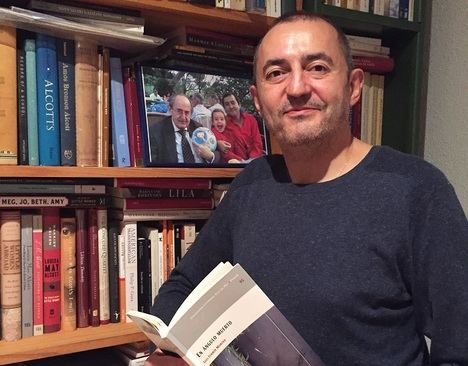 """""""En ángulo muerto"""", de Luis Fermín Moreno, se presenta este jueves en Madrid"""