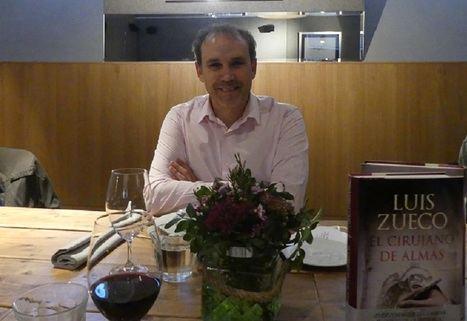 Luis Zueco, un escritor en busca del alma humana