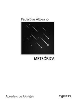 Selección de aforismos de 'Meteórica' (Apeadero de Aforistas, 2021). Paula Díaz Altozano